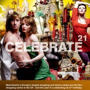 Metrocentre Celebrate Advert