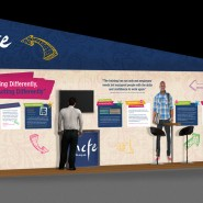 NCFE Exhibition Stand