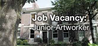 Junior Artworker Position